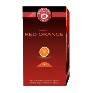 Teekanne Premium Red Orange, 20 ks