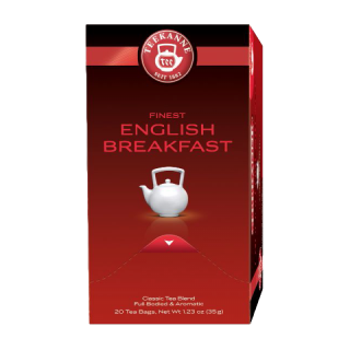 Teekanne Premium English Breakfast, 20 ks