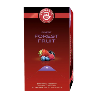 Teekanne Premium Forest Fruits, 20 ks